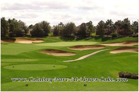 Calabay Parc At Tower Lake - Golf Course